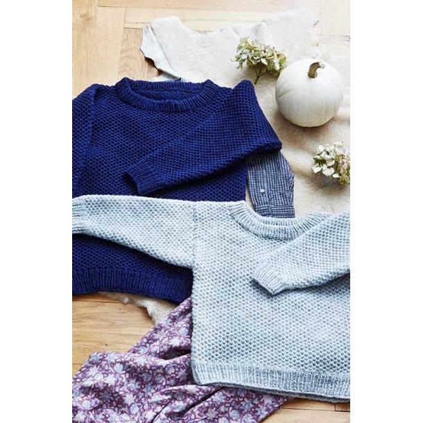 Bikubesweater til børn