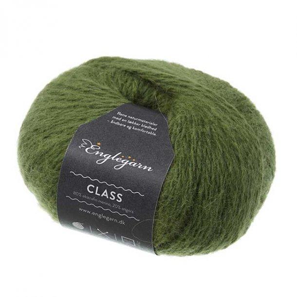 Englegarn Class Cedar Green 28 100 - 125 m 6-7 mm 12 - 14 m