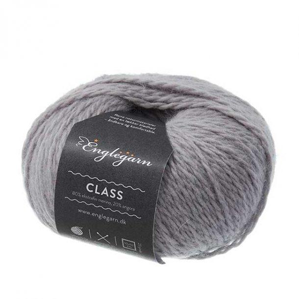 Englegarn Class Lavender Grey 34 100 - 125 m 6-7 mm 12 - 14 m