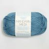 Jeansblå 6543