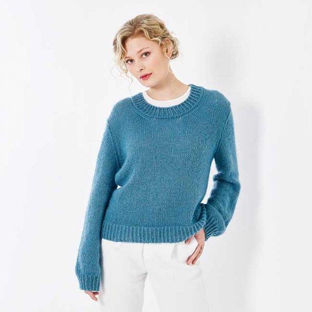 Sunset Sweater - str XXXL