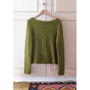 Raglansweater - garnkit