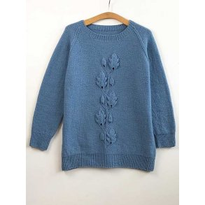 Vine Leaf Sweater