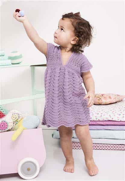 139f21078b5d Babykjoler strikkeopskrifter fra nyfødt til 2 år