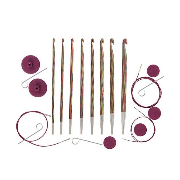 Tunesisk Hæklenålesæt Knit Pro
