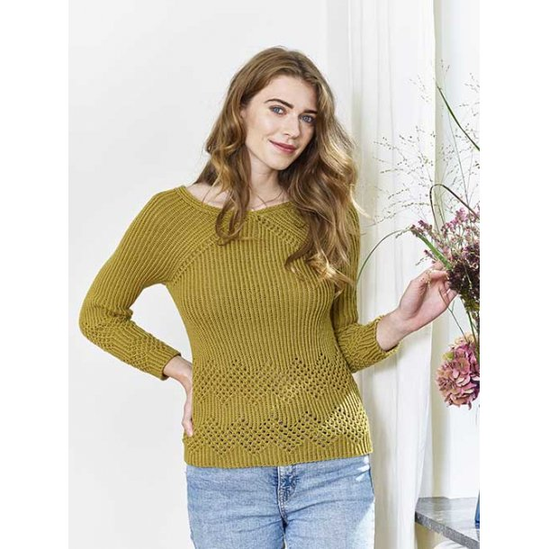 Nordic Light Sweater - str. 3XL
